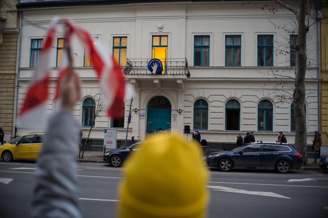 Magyar Civil Becsületrend kitüntetést kapott az SZFE közössége