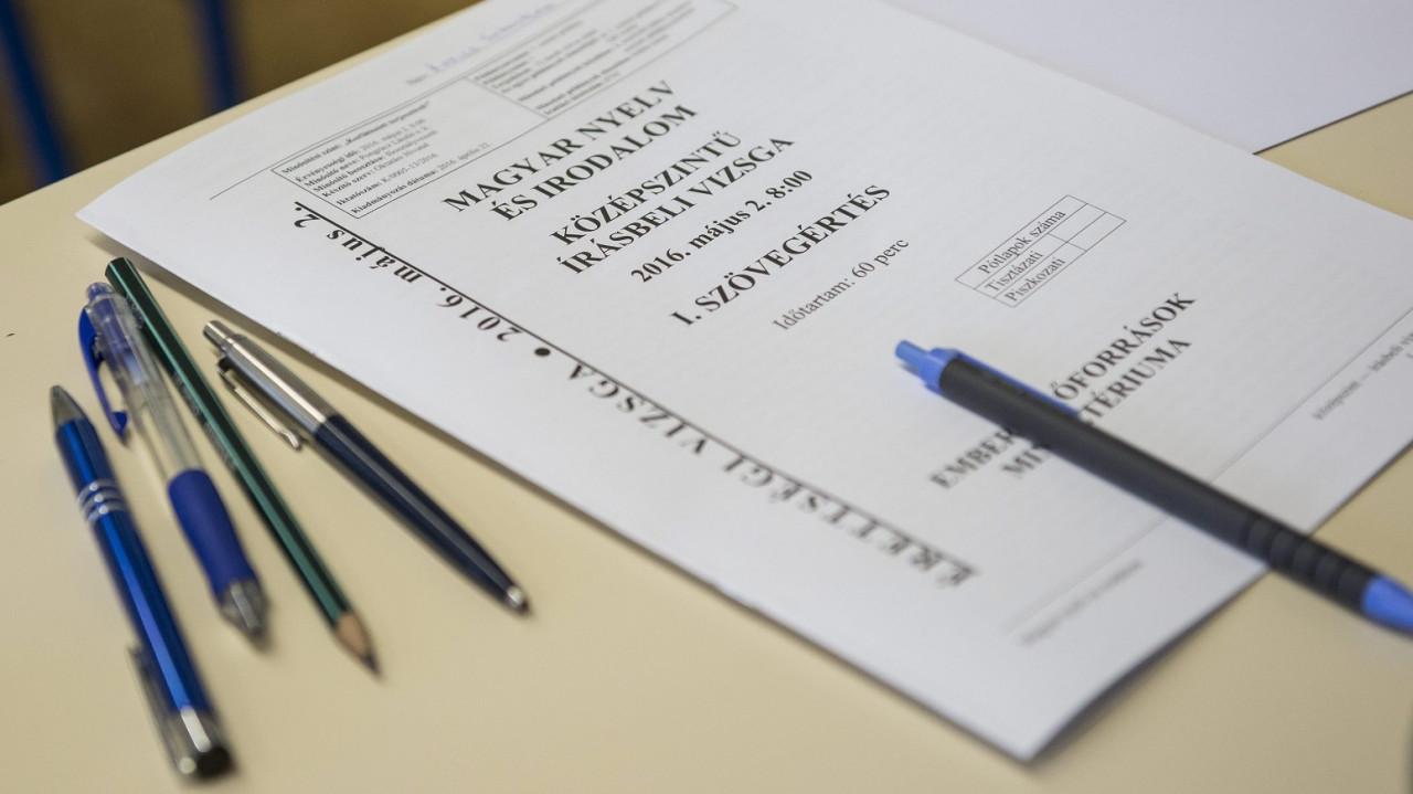 Állásfoglalást adott ki az ODT az idei érettségivel kapcsolatban